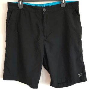 Men's Billabong Quad Platinum X Stretch Boardshort